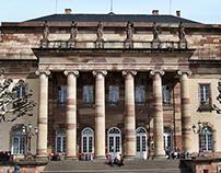 Opéra National du Rhin - Identité visuelle