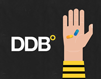 DDB Prague website