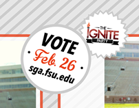 The IGNITE Party; Spring 2014 Elections