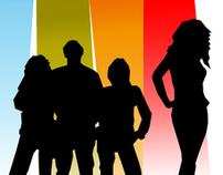 Logo para la Concejalía de Juventud de Cobeña