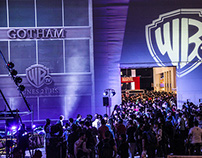 Gotham: Interactive Mapping Argentina Comic Con