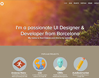 January 2014 Wordpress theme
