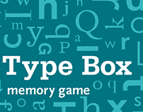 Type Box Memory Game