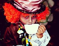 Carnavales en Alicia en el país de las maravillas