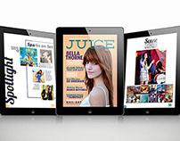 Juice - Digital Publication