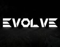 Evolve Font