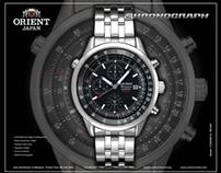 ORIENT (Malaysia) print ad.