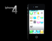 iPhone 4 3D Animation Ad