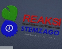 Logo Reuni Akbar dan Silahturahmi SMK N 1 Gombong