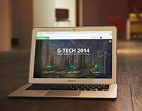 Website G-TECH SMAN 1 CIBADAK