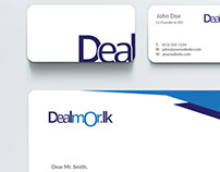 Logo Design - Dealmor.lk