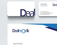 Logo Design - Dealmor.lk