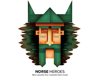 Norse Heroes - Quickies