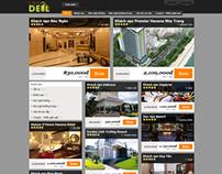 Booking Website Demo