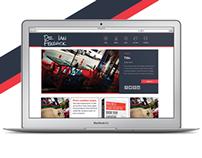 Responsive Web Design & Development : ianfenwick.com