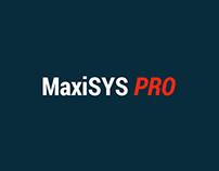 MaxiSYS PRO