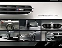 BMW Ad.