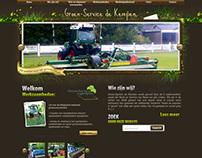Webdesign Groen Service de Kempen