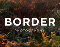 Border Photography Website