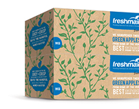 Freshmax :: Fruit Carton Design