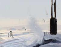 arctic submarine