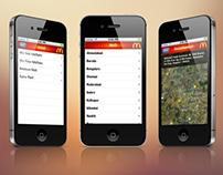 McD Iphone App