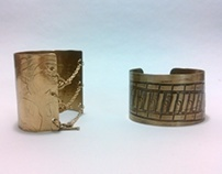 Metalworking: Bracelets and Cuffs