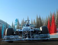 RedBull Transforming Formula One