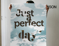 Just a perfect day