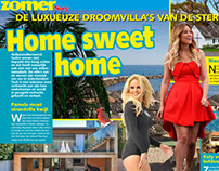 Story | Celebrity dream house spreads + page