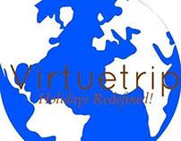 Travel company logo & tag line