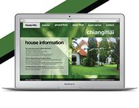 Responsive Web Design & Development : House for Rent