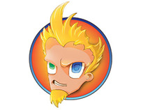 Mascot design -HaznadiMoss