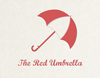 App Interface Design - The Red Umbrella