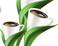 Grand Aroma coffe cup