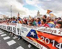 Diada 2013 Barcelona