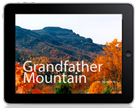Grandfather Mountain iPad Publication