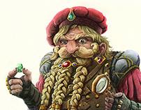 Maraltax the Dwarf