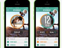 Lumafit Fitness app