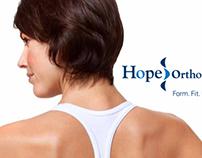 Hope Orthopedic – Branding