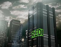 REDI 3D City