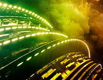 Serpico 'Neon Wasteland'