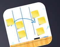 Icon for Kanban application
