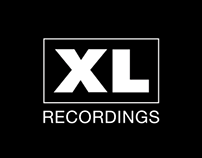 XL Recordings Parallax Scrolling