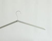 Minimalistic hanger