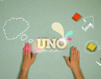 UNO - stop motion video