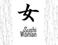 Branding - Sushi Woman