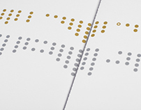 Gold & Silver Dots
