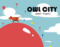 OWL CITY Poster