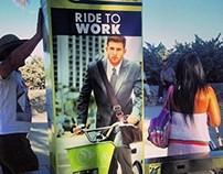 Deco Bike Ad Campaign